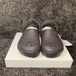 Lined Fuzzy Warm Crocs - The Perfect Gift